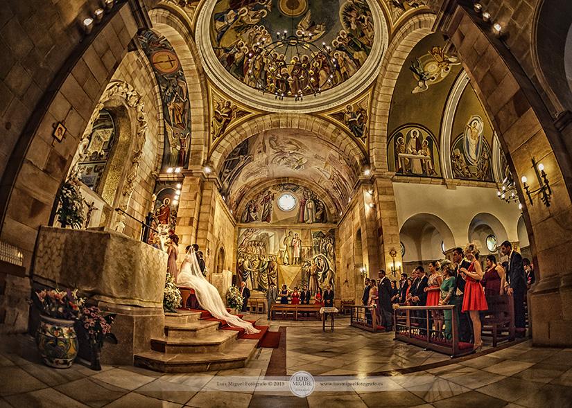 Boda en la Ermita de la Virgen de Linarejos de Linares