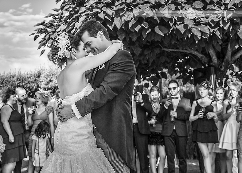 Fotógrafo documental de bodas en Linares
