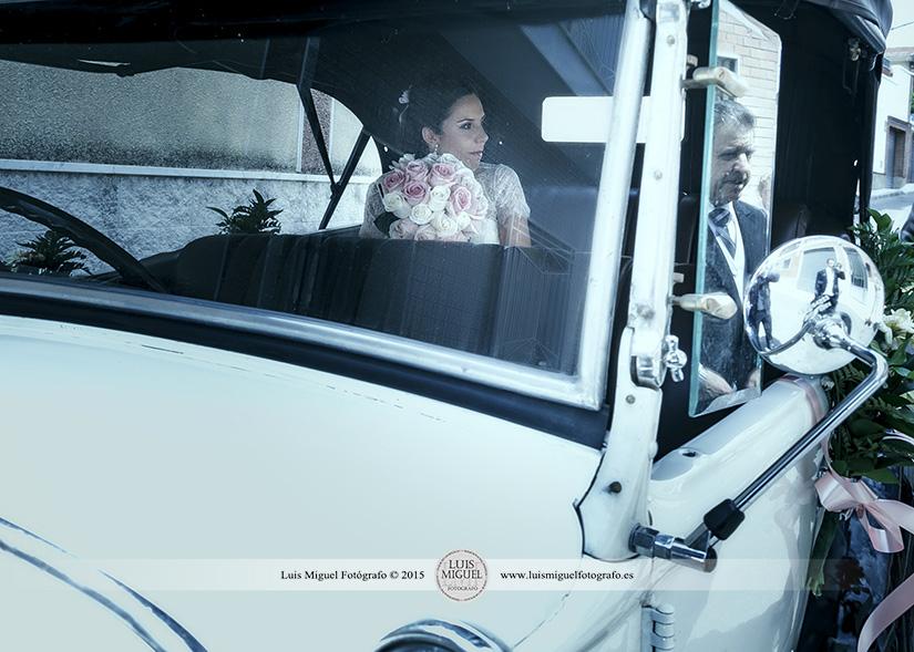 Fotografía de boda emotiva en Linares