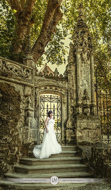Fotógrafo de bodas en Sintra (Portugal)