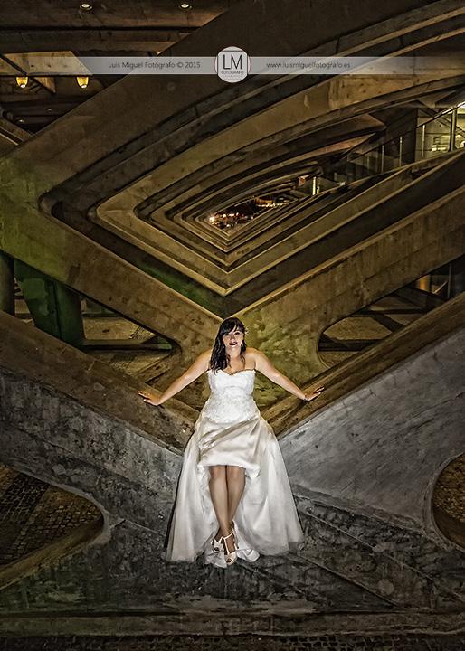 Fotógrafo de bodas Linares viaja a Lisboa para realizar un reportaje de boda