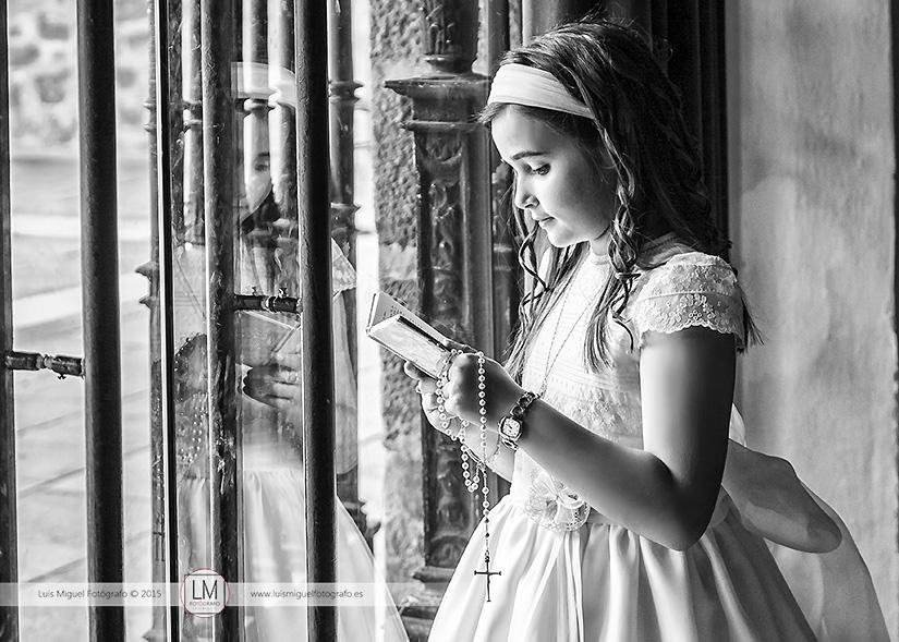 Comunión Sabiote Fotos Elegantes