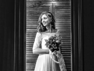 Fotógrafos de bodas elegantes