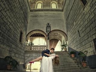 Fotos de boda elegantes en Úbeda (Jaén)