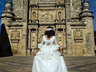 Álbum de comunión diferente en Jaén