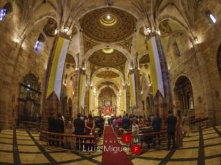 Boda en la Iglesia de Santa María de Andújar