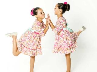foto de niñas jugando