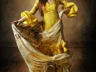 book de flamenca de Ana Pilar de se llama copla